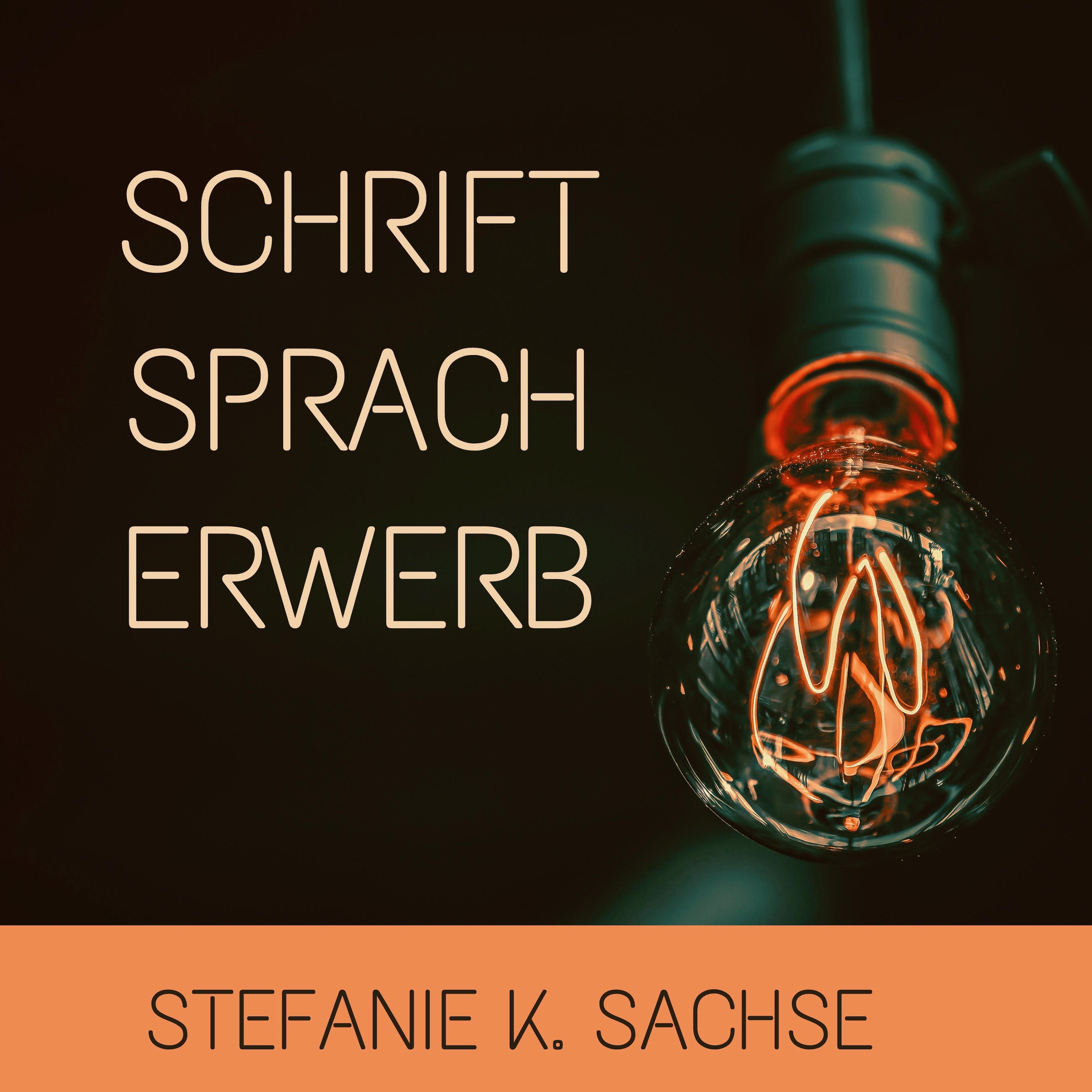 Cover Podcast SKS Schriftspracherwerb